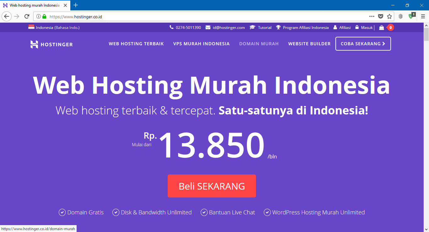 review-lengkap-layanan-shared-hosting-hostinger-indonesia